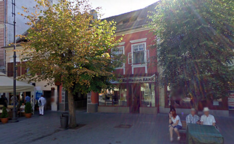 Casa pierduta de Klaus Iohannis in Sibiu