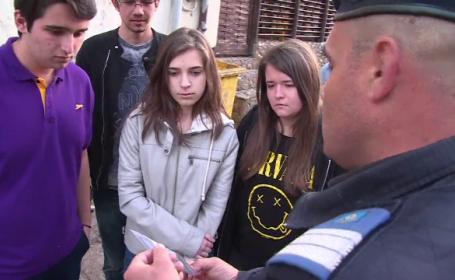 Mobilizare de forte in Targu Jiu pentru gasirea unui elev disparut. Unde se afla de fapt copilul