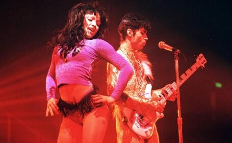 Prince si Mayte Garcia