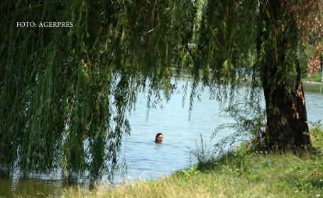 Tragedie pe lacul IOR din sectorul 3 al Capitalei. Un barbat a intrat sa se scalde, dar nu a mai iesit