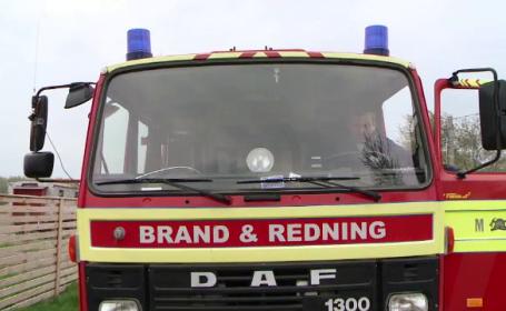 Comuna in care localnicii si-au cumparat propria masina de pompieri. Ce s-a intamplat dupa ce casa a 2 frati a luat foc