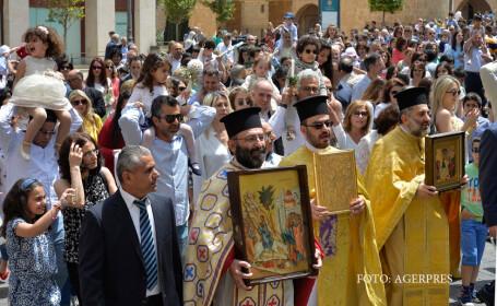 procesiune de Florii
