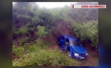 Accident rutier cu patru victime in Constanta, petrecut in duminica de Florii. Victimele au fost preluate de un elicopter