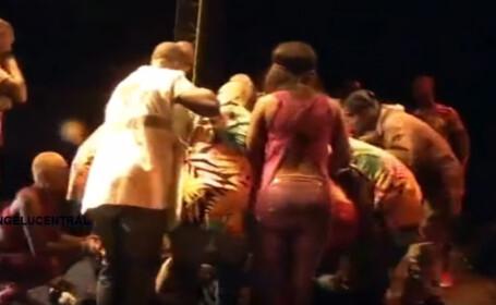 Papa Wemba, momentul decesului