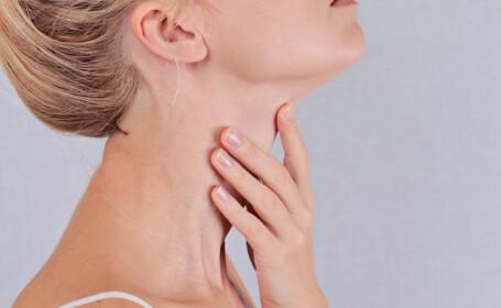 Romania, pe primul loc in Europa in topul patologiei tiroidiene. Bolile pe care cei mai multi le descopera prea tarziu