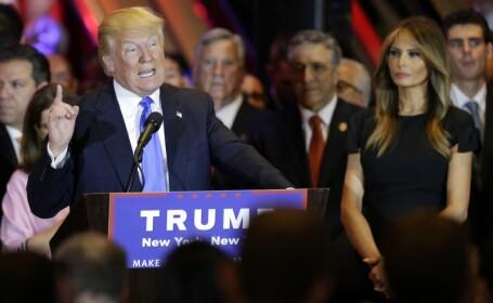 Victorii pe linie ale lui Trump la alegerile din SUA: \