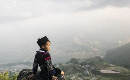 fata din Vietnam