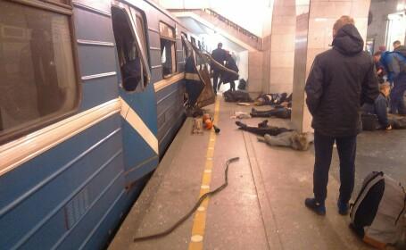 explozie Sankt petersburg