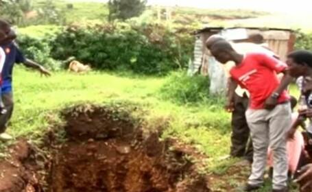 Inmormantare din Kenya, anulata dupa ce a fost sapata groapa. Cel care trebuia ingropat se afla, de fapt, la un bar