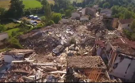 Solutie ieftina gasita de italieni pentru consolidarea caselor vechi, amenintate de cutremur. Cum sunt intariti peretii