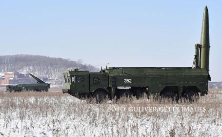 Noile rachete rusesti, ce pot lovi oriunde in Europa, sunt OPERATIONALE. \
