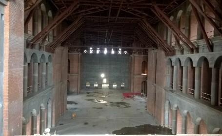 Patriarhia explica de ce va fi atat de mare Catedrala Mantuirii Neamului. Altarul, mai intins decat un teren de tenis