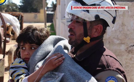 Autopsiile au confirmat ca in atacul din Siria au fost folosite arme chimice, spun autoritatile turce. Noul bilant: 86 morti