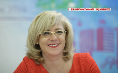 Comisarul european Corina Cretu: \