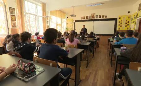 Ce invata elevii romani despre Paste la orele de Religie. Profesor: \