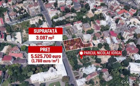 parc, licitatie, guvern italian, ambasada, licitatie