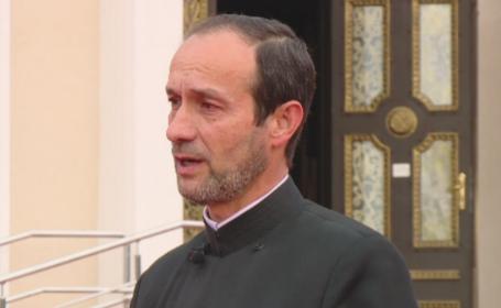 Povestea dramatica a unui preot din Bacau, de 12 ani alcoolic abstinent. \