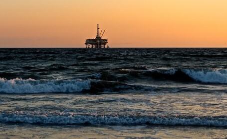 platforma petroliera
