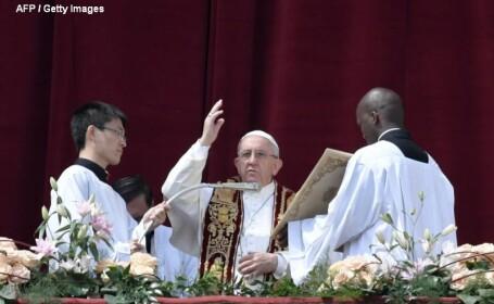 Papa Francisc, \