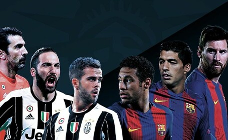Barcelona - Juventus LIVE
