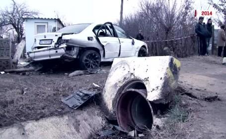 S-a urcat baut la volan si a lovit mortal o fata de 14 ani din Vaslui. Ce pedeapsa a primit: \