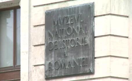 Muzeul National de Istorie ramane inchis. Proiectul de consolidare si modernizare, anulat din cauza a 2 cuvinte