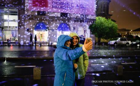 Ediția din 2017 a Festivalului Internațional al Luminii din București