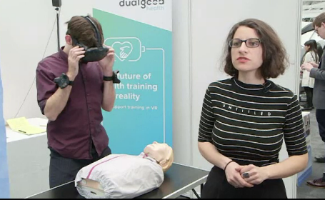 realitatea virtuala in medicina