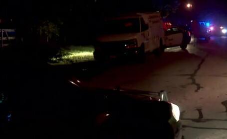 crima SUA, masini politie
