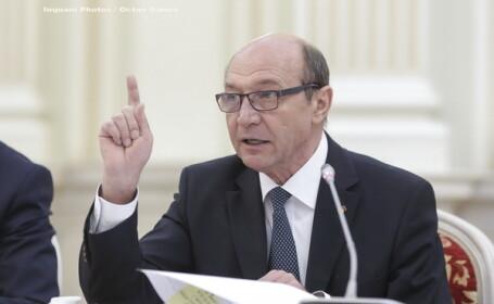 Basescu: Pentru scrierea Codurilor penale s-au platit 10 milioane de dolari celor mai luminate minti din mediul academic
