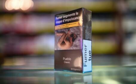 pachet tigari