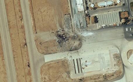 Explozie puternica in apropierea aeroportului international din Damasc. Cine ar fi lansat atacul