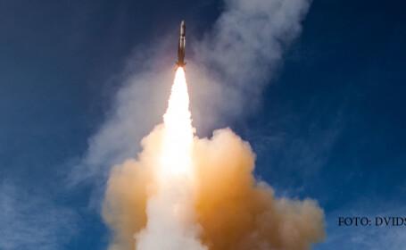 Statele Unite au testat cu succes un sistem antirachetă Aegis