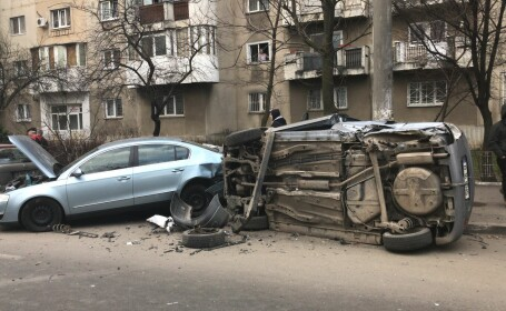 accident Capitală