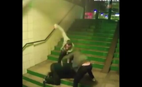 batran atacat in Brasov