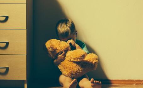 Copiii de patru ani, afectați de depresie: au atacuri de panică și se gândesc la suicid