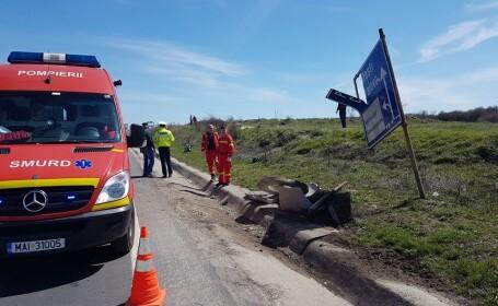 motociclist decapitat craiova