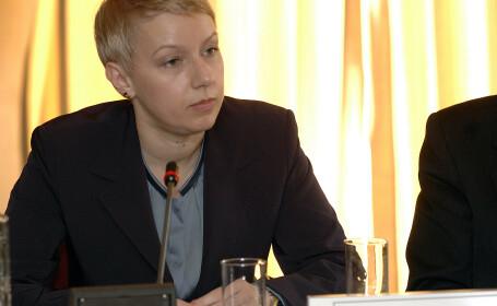 Judecătoarea Gîrbovan se declară șocată că ÎCCJ a încheiat protocol cu un serviciu de informaţii