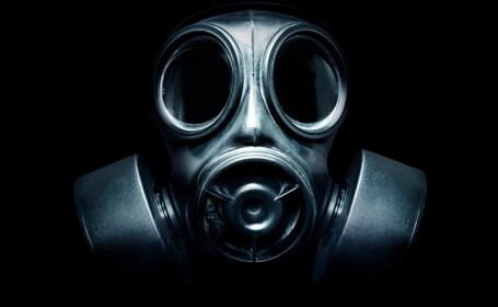 masca de gaz