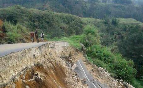 Cutremur cu magnitudinea 6,3, în Papua Noua Guinee