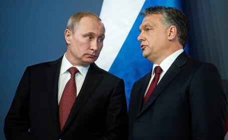 Analiză CNN: Ungaria seamănă tot mai mult cu Rusia. Cum s-a produs apropierea lui Orban de Putin