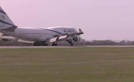 Avioanele Boeing 747 NU mai au voie să aterizeze pe Otopeni. Care e motivul