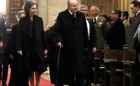 Regele Juan Carlos al Spaniei, internat în spital. A fost operat de urgenţă