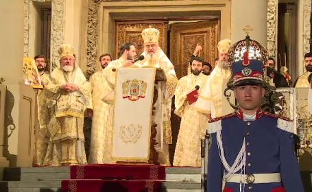 Patriarhul Daniel, slujba de Înviere