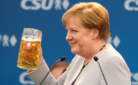 Angela Merkel și-a salvat Guvernul. Politica în privința imigranților va fi înăsprită