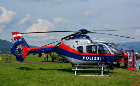 Români urmăriţi cu elicopterul după ce au jefuit un magazin de bricolaj din Austria