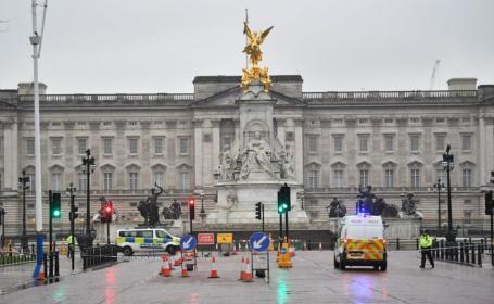 Alerta la Buckingham