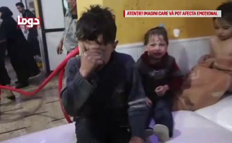 presupus atac chimic in siria