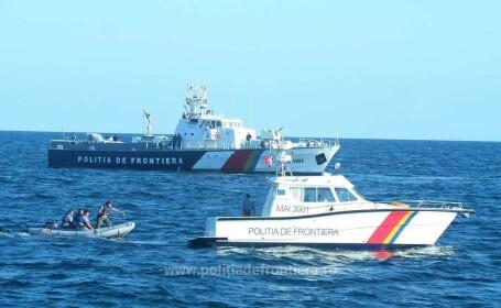 Poliția de Frontieră, Marea Neagră