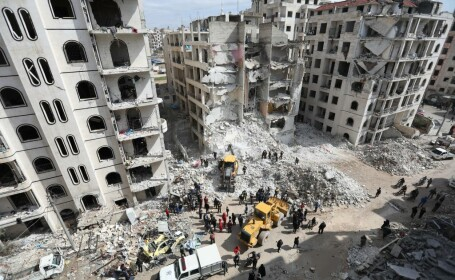 Explozie în orașul sirian Idlib, soldată cu 13 morți